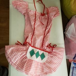 Leg Avenue LG Costume Plaid / little red costume